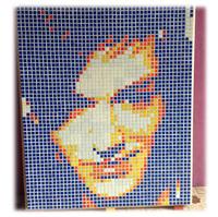 Кубик Рубика для картин 6шт белый